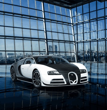 2014 Bugatti Veyron 16.4 Vivere by Mansory 1