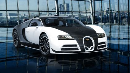 2014 Bugatti Veyron 16.4 Vivere by Mansory 8