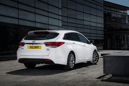 2014 Hyundai i40 Tourer - UK version 6