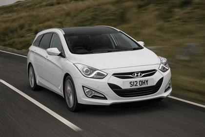 2014 Hyundai i40 Tourer - UK version 9