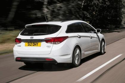 2014 Hyundai i40 Tourer - UK version 10