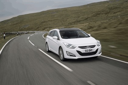 2014 Hyundai i40 Tourer - UK version 16