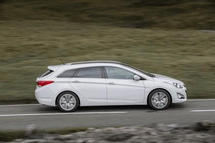 2014 Hyundai i40 Tourer - UK version 17