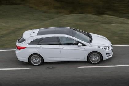 2014 Hyundai i40 Tourer - UK version 18