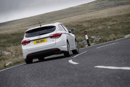 2014 Hyundai i40 Tourer - UK version 19