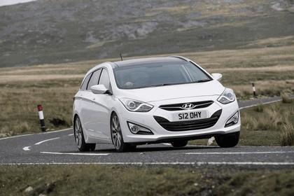 2014 Hyundai i40 Tourer - UK version 21