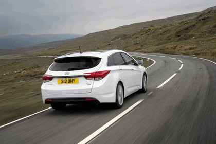 2014 Hyundai i40 Tourer - UK version 22