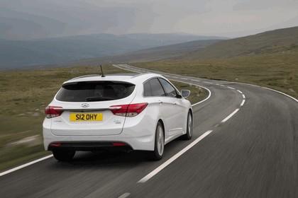 2014 Hyundai i40 Tourer - UK version 23