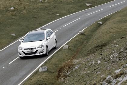 2014 Hyundai i40 Tourer - UK version 28