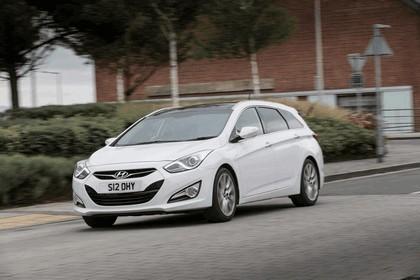 2014 Hyundai i40 Tourer - UK version 29