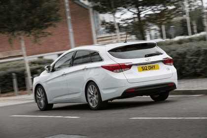 2014 Hyundai i40 Tourer - UK version 33
