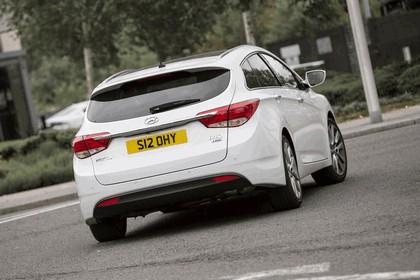 2014 Hyundai i40 Tourer - UK version 35