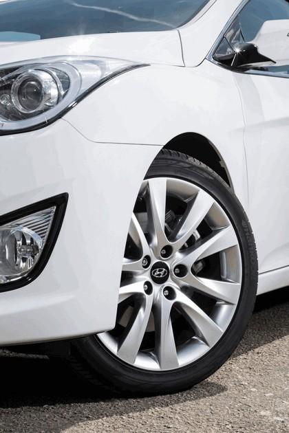 2014 Hyundai i40 Tourer - UK version 38
