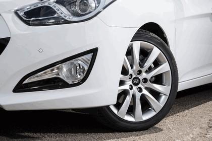2014 Hyundai i40 Tourer - UK version 39