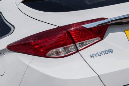 2014 Hyundai i40 Tourer - UK version 40