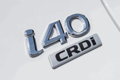 2014 Hyundai i40 Tourer - UK version 42