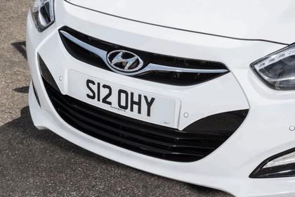 2014 Hyundai i40 Tourer - UK version 49