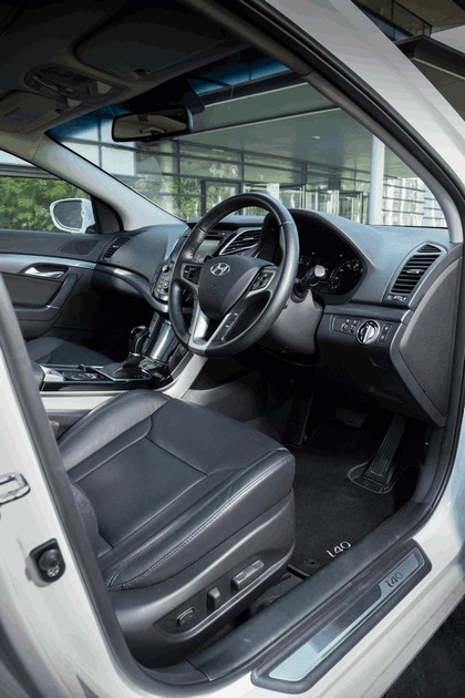 2014 Hyundai i40 Tourer - UK version 52