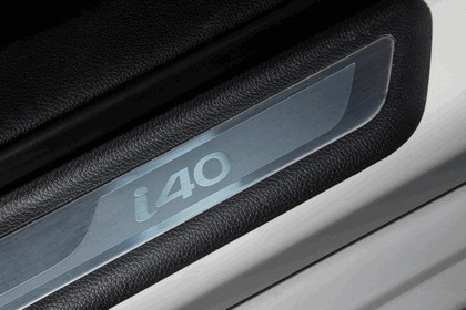 2014 Hyundai i40 Tourer - UK version 61