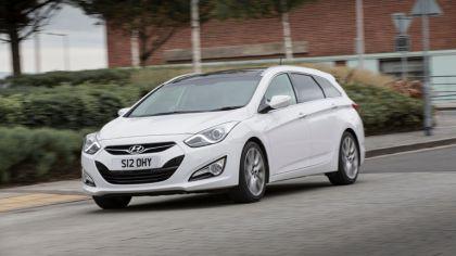 2014 Hyundai i40 Tourer - UK version 3