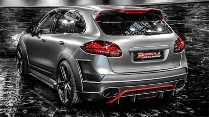 2014 Porsche Cayenne ( 958 ) by Regula Tuning 5