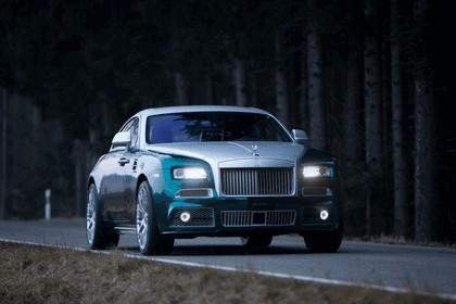 2014 Rolls-Royce Wraith by Mansory 1