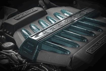 2014 Rolls-Royce Wraith by Mansory 9