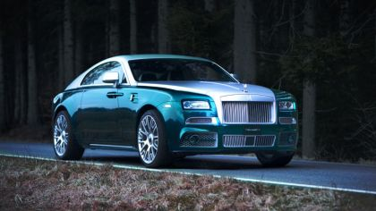 2014 Rolls-Royce Wraith by Mansory 9