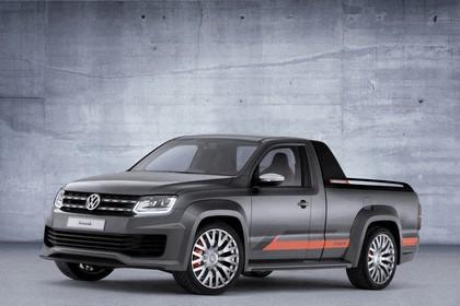 2014 Volkswagen Amarok Power concept 1