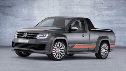 2014 Volkswagen Amarok Power concept 8