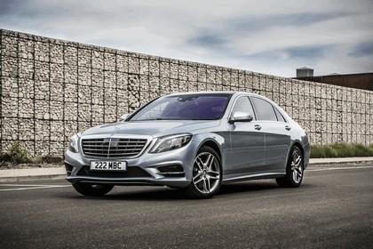 2014 Mercedes-Benz S300 ( W222 ) BlueTEC Hybrid - UK version 2