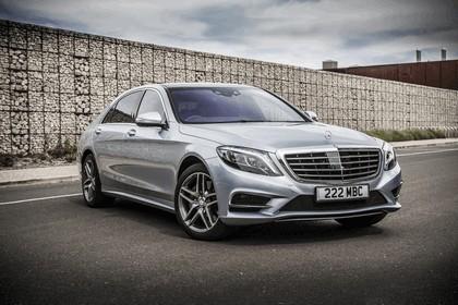2014 Mercedes-Benz S300 ( W222 ) BlueTEC Hybrid - UK version 3