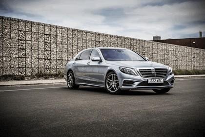 2014 Mercedes-Benz S300 ( W222 ) BlueTEC Hybrid - UK version 4