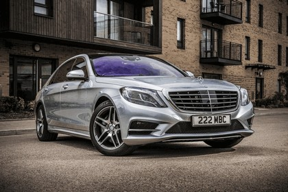 2014 Mercedes-Benz S300 ( W222 ) BlueTEC Hybrid - UK version 5