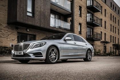 2014 Mercedes-Benz S300 ( W222 ) BlueTEC Hybrid - UK version 6