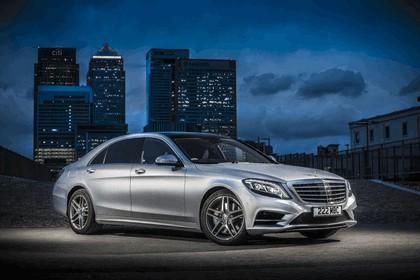2014 Mercedes-Benz S300 ( W222 ) BlueTEC Hybrid - UK version 8