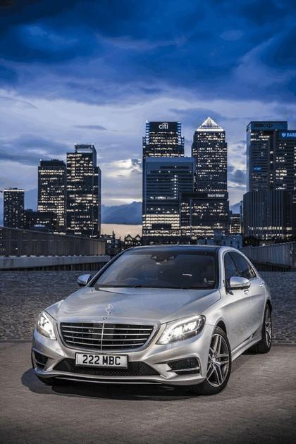 2014 Mercedes-Benz S300 ( W222 ) BlueTEC Hybrid - UK version 9