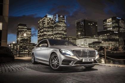 2014 Mercedes-Benz S300 ( W222 ) BlueTEC Hybrid - UK version 11