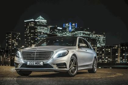 2014 Mercedes-Benz S300 ( W222 ) BlueTEC Hybrid - UK version 14