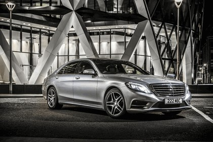 2014 Mercedes-Benz S300 ( W222 ) BlueTEC Hybrid - UK version 19