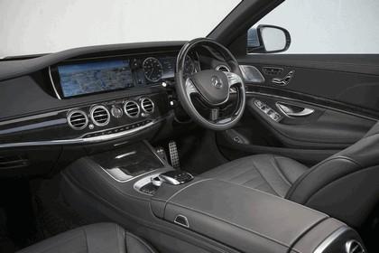 2014 Mercedes-Benz S300 ( W222 ) BlueTEC Hybrid - UK version 25