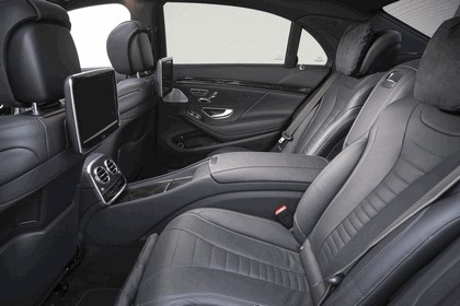 2014 Mercedes-Benz S300 ( W222 ) BlueTEC Hybrid - UK version 27
