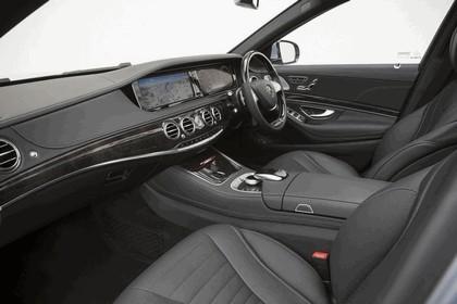 2014 Mercedes-Benz S300 ( W222 ) BlueTEC Hybrid - UK version 29