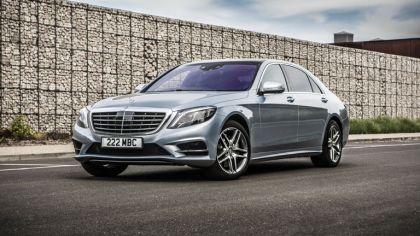 2014 Mercedes-Benz S300 ( W222 ) BlueTEC Hybrid - UK version 7