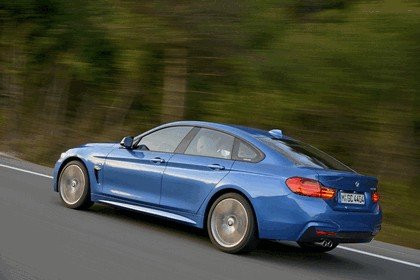 2014 BMW 428i Gran Coupé M Sport 8