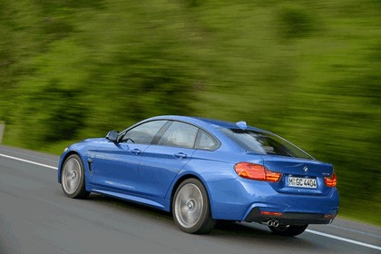 2014 BMW 428i Gran Coupé M Sport 10
