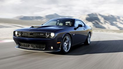 2015 Dodge Challenger SRT Supercharged with HEMI Hellcat engine 9