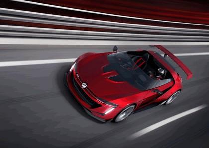 2014 Volkswagen GTI roadster concept 5