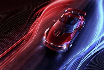 2014 Volkswagen GTI roadster concept 7