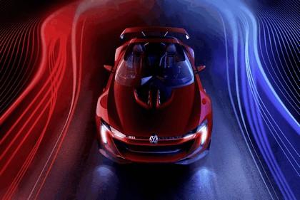 2014 Volkswagen GTI roadster concept 8